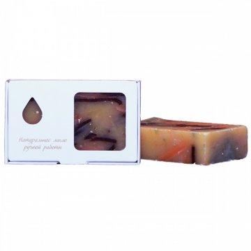 Натуральное мыло ручной работы Каприз - кунжутное масло
